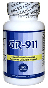 GR-911 Gout Supplement Review