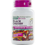 Nature's Plus Herbal Actives Black Cherry Review