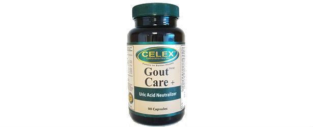 Celex Laboratories Inc. Gout-Care Review