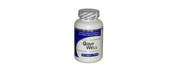 Gout Well Supplements Review