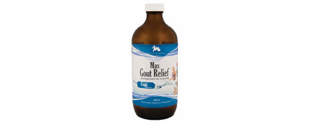 Maxion Nutrition Gout Relief Review