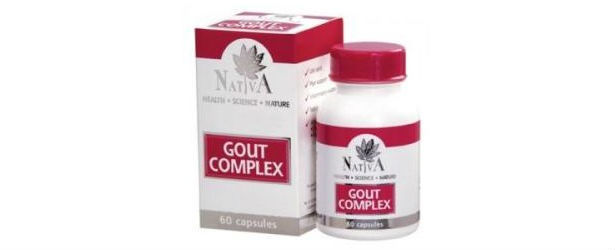 Nativa Gout Complex Review