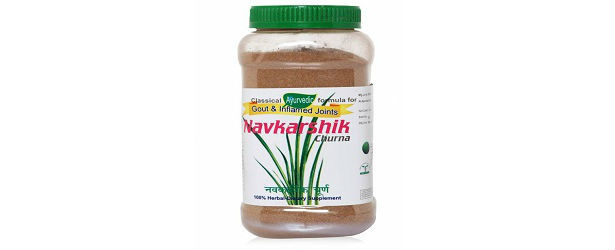 Navkarshik Churna Gout Supplements Review