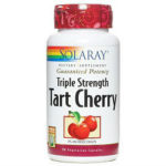 Solaray Triple Strength Tart Cherry Review