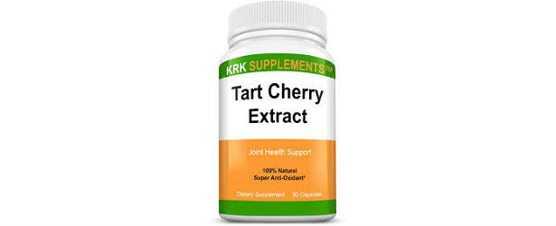 Tart Cherry Extract For Gout Pain Relief Review